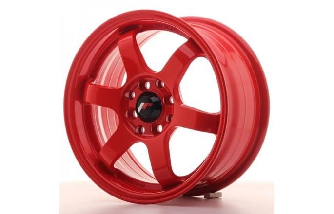 ABS Wheels JR3 Red