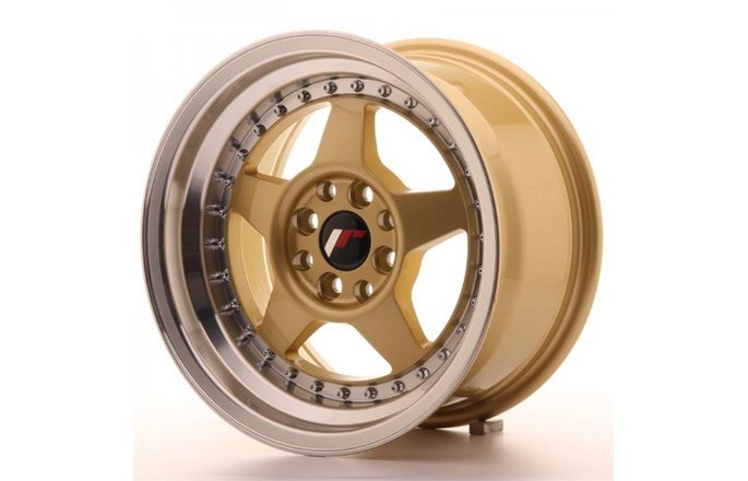 ABS Wheels JR6 Gold