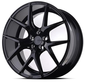 ABS Wheels ABYSS Glossy Black