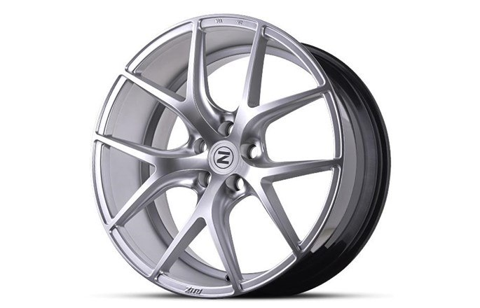 ABS Wheels ABYSS Silver