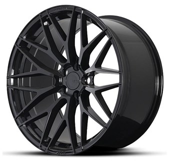 ABS Wheels ZF01 Black