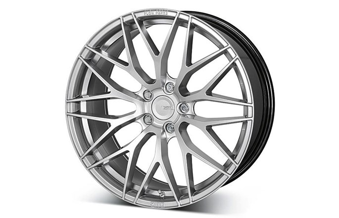 ABS Wheels ZF01 Silver