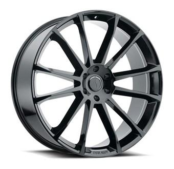 Status Wheels GOLIATH GLOSS BLACK
