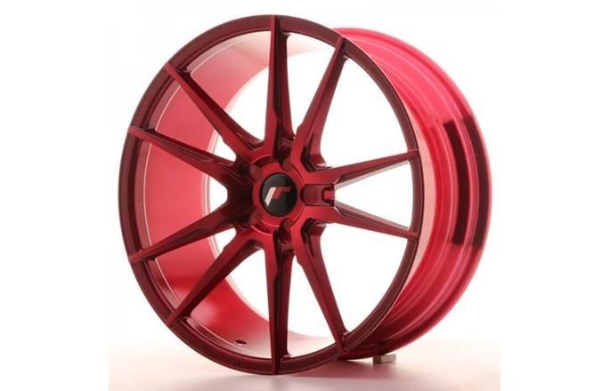 ABS Wheels JR21 Red