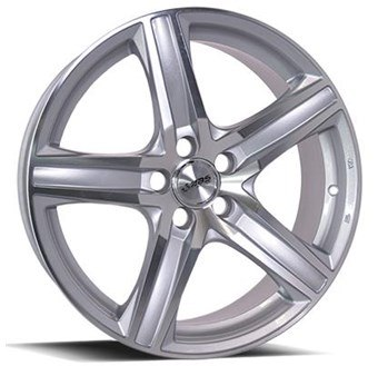 ABS Wheels ABS302 SIL