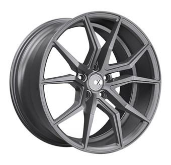 XO Luxury Wheels VERONA MATTE GUNMETAL