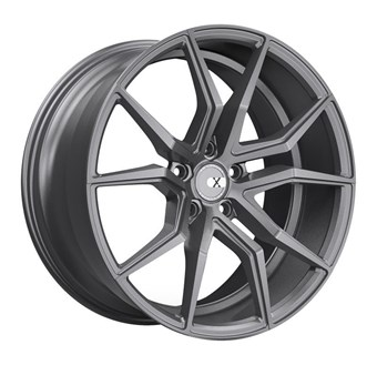 XO Luxury Wheels VERONA MATTE GUNMETAL