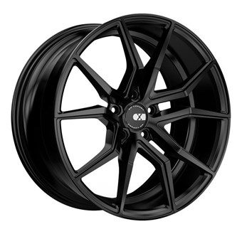 XO Luxury Wheels VERONA MATTE BLACK