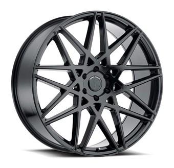 Status Wheels GRIFFIN GLOSS BLACK