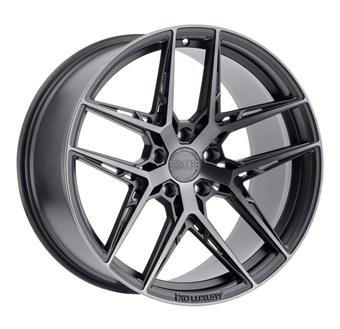 XO Luxury Wheels CAIRO CARBON GRAPHITE
