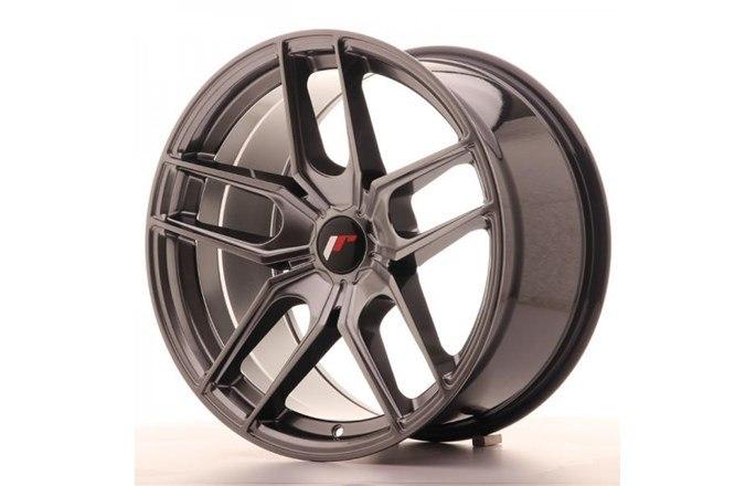 ABS Wheels JR25 Hiper Black