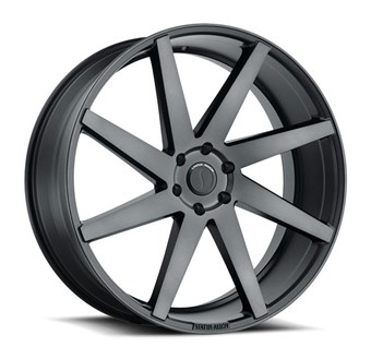 Status Wheels BRUTE CARBON GRAPHITE