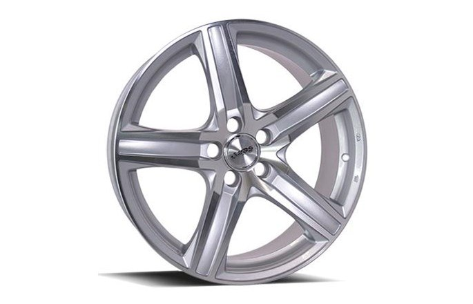 ABS Wheels ABS302 Silver