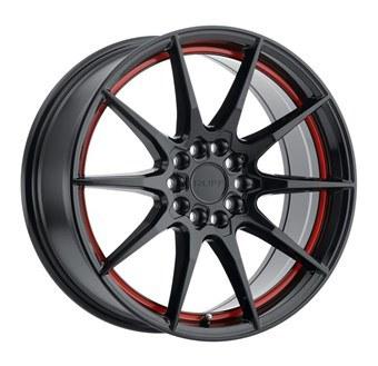 Ruff Racing SPEEDSTER GLOSS RED W/RED STRIPE