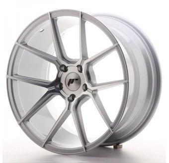 Japan Racing JR30 Machined Face Silver