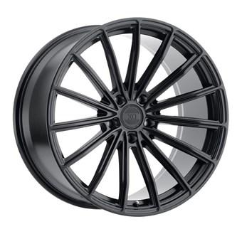 XO Luxury Wheels LONDON MATTE BLACK