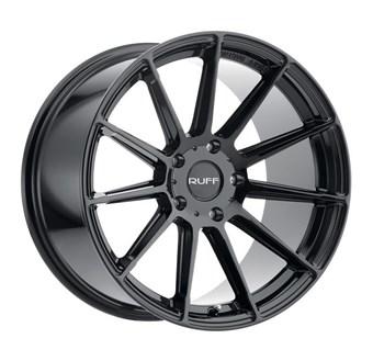 Ruff Racing RS2 GLOSS BLACK