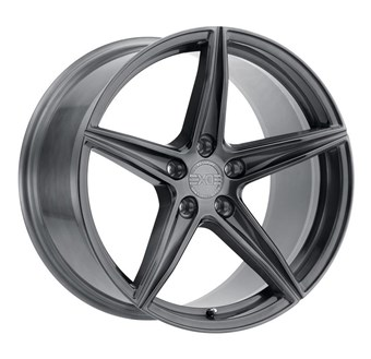 XO Luxury Wheels AUCKLAND FULL BRUSHED GUNMETAL