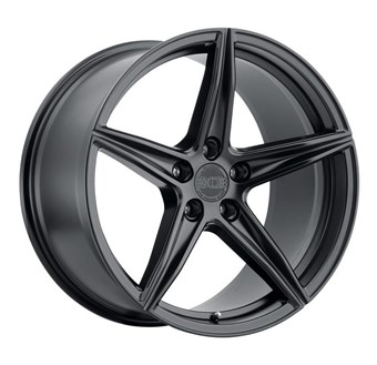 XO Luxury Wheels AUCKLAND MATTE BLACK