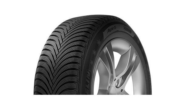 Michelin Pilot Alpin PA5