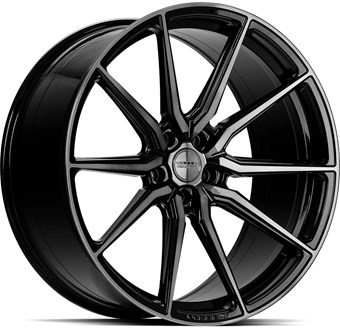 Vossen HF3 Double Tinted Gloss Black
