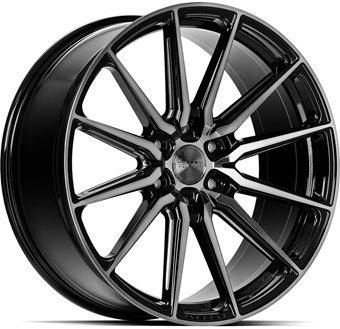Vossen HF6.1 Tinted Gloss Black