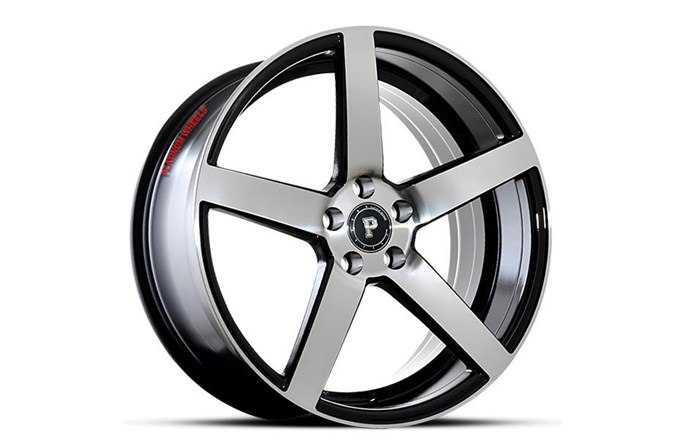 Platinum Wheels Platinum P3 B-P
