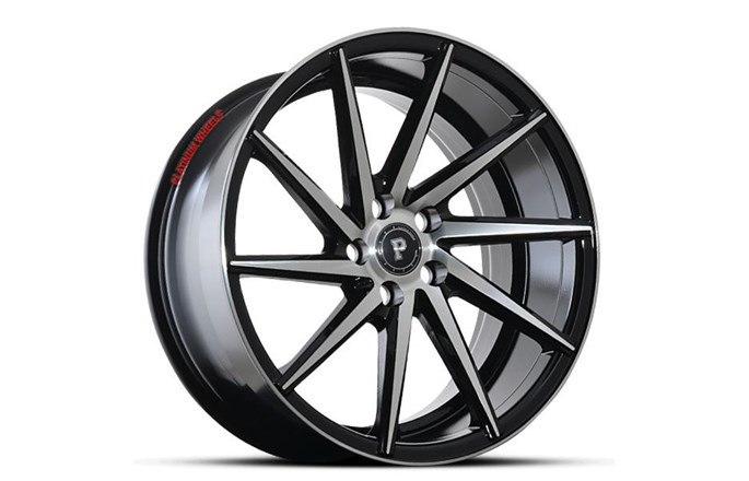 Platinum Wheels Platinum P5L (UJ) B-P