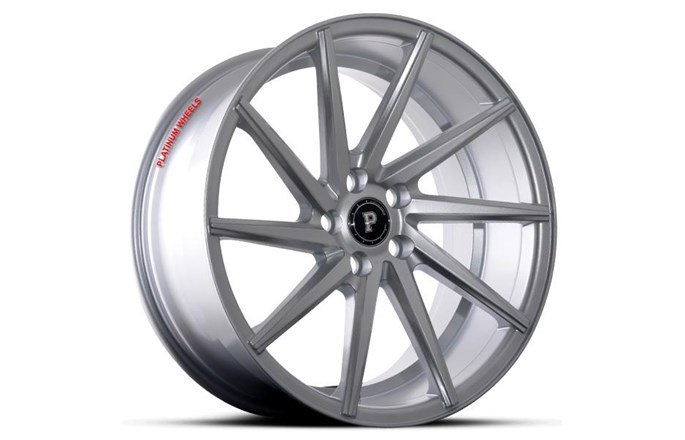 Platinum Wheels Platinum P5L (UJ) SIL