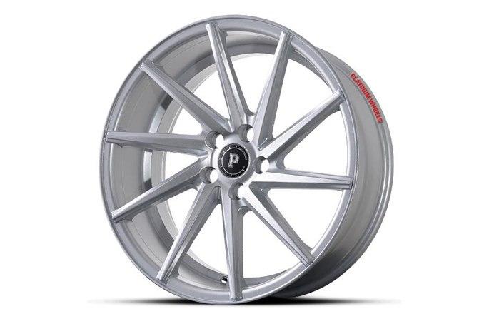 Platinum Wheels Platinum P5R (DJ) SIL