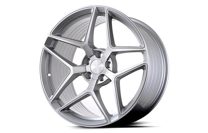 ABS Wheels ABS F16 SILVER