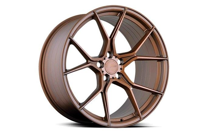 ABS Wheels ABS F18 BRONZE