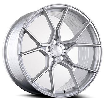 ABS Wheels ABS F18 SILVER
