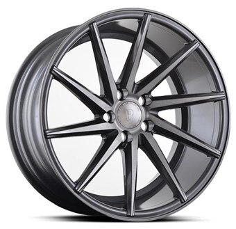 Platinum Wheels Platinum P5Left GRAPHITE BRUSH