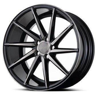 Platinum Wheels Platinum P5Right BLACK DARK TINT