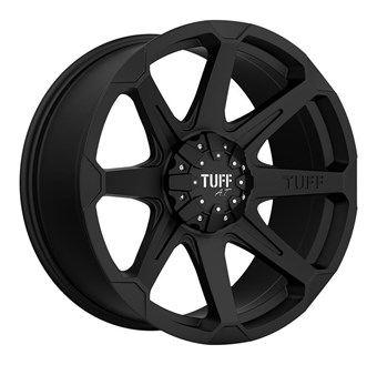 Tuff A/T T05 FLAT BLACK