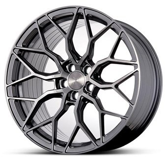 Platinum Wheels Platinum P2 Graphite