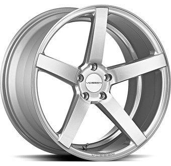Vossen CV3R Metallic Gloss Silver