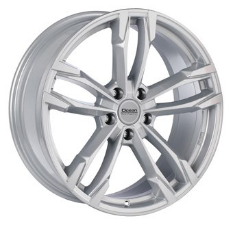 Ocean Wheels F5 Silver