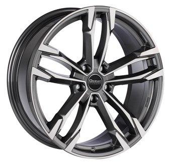 Ocean Wheels F5 Antracit Polish