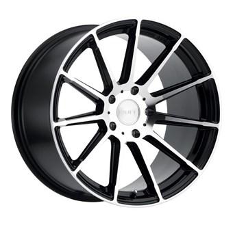 Ruff Racing RS2 GLOSS BLACK W/MACHINE CUT FACE