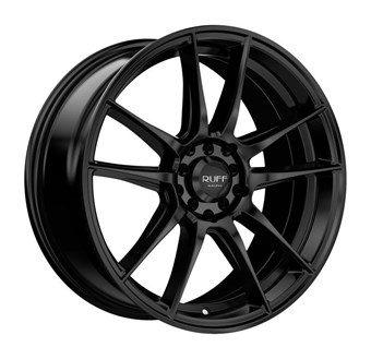 Ruff Racing 364 SATIN BLACK