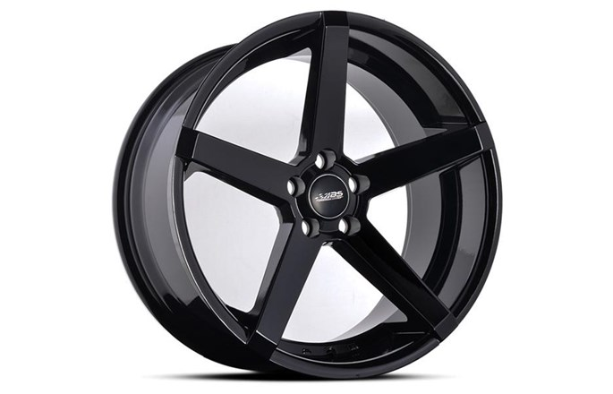 ABS Wheels ABS355 GLOSSY BLACK
