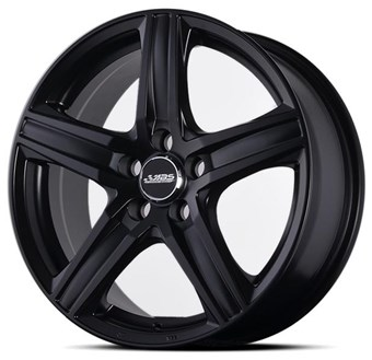 ABS Wheels ABS302 BLK