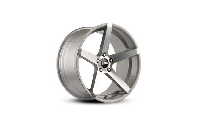 ABS Wheels ABS355 Silver