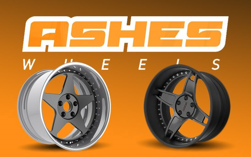 Ashes wheels fälgar