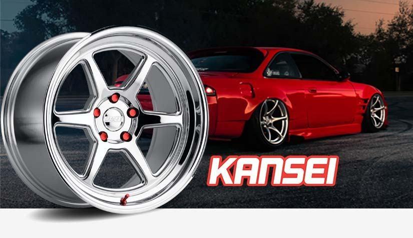 Kansei Wheels fälgar