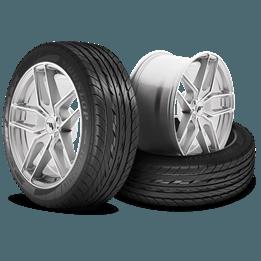 billiga kompletta vinterhjul
