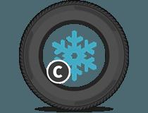 Vinter C-däck