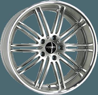 Monaco Chicane Hyper silver / polished